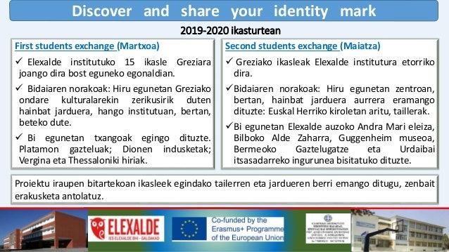 Discover and share your identity mark Greziako proiektu kideak: Katerini hiria  Macedonia lurraldeko iparralderantz dago ...