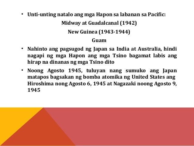 Asya at ang Ikalawang Digmaang Pandaigdig