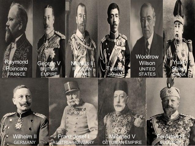 MGA EPEKTO NG UNANG DIGMAANG PANDAIGDIG  • Natalo ang Central Powers sa digmaan at isinagawa ang pulong sa  Versailles, Fr...