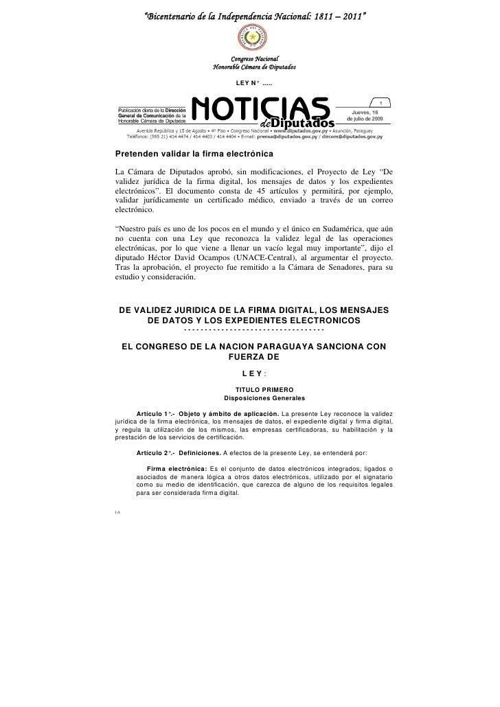 """""""Bicentenario de la Independencia Nacional: 1811 – 2011""""                                          Congreso Nacional       ..."""