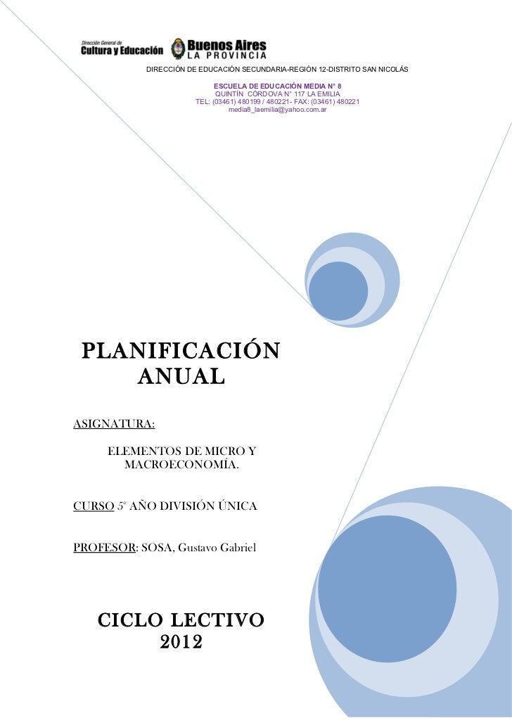 DIRECCIÓN DE EDUCACIÓN SECUNDARIA-REGIÓN 12-DISTRITO SAN NICOLÁS                              ESCUELA DE EDUCACIÓN MEDIA N...