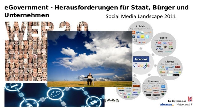 eGovernment - Herausforderungen für Staat, Bürger undUnternehmen                                                 Netcetera...