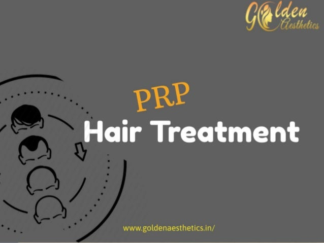 Steps of PRP Hair Treatment | Golden Aesthetics