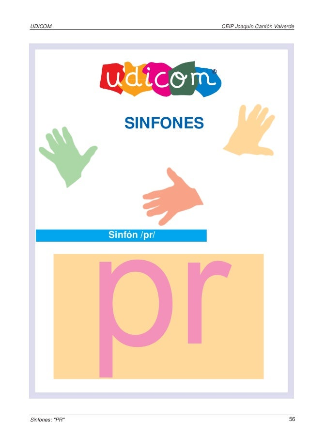 UDICOM                         CEIP Joaquín Carrión Valverde                    SINFONES                 Sinfón /pr/      ...