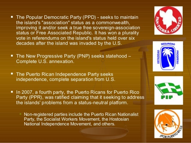 a study on puerto rico and its statehood Statehood for puerto rico is an increasing likelihood with puerto rico attaining us statehood, the chance for puerto ricans to have their voices heard on a larger national and international stage would be a benefit to their increasingly democratic aspirations puerto rico and its people read books.