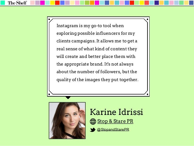 Finding the right bloggers takes research. You can research popular and trending hashtags on Instagram; you can Google the...