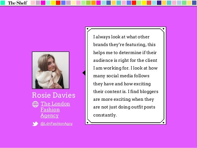 With the nearly endless supply of incredible influencers at our fingertips, selecting the right blogger for a partnership ...