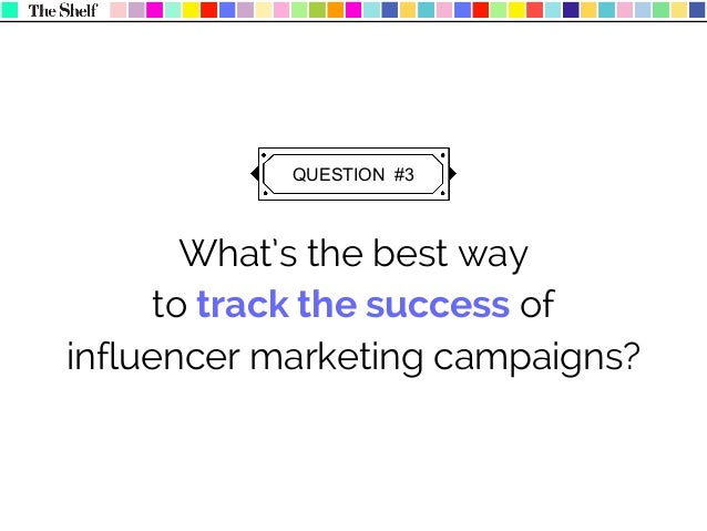 In order to smartly track the success of influencer marketing campaigns, we review engagement and analytics. Ask these que...