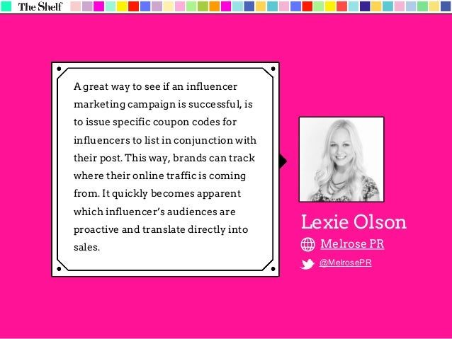 When tracking the success of a digital influencer marketing campaign, my team and I look for boosts in three main areas: s...