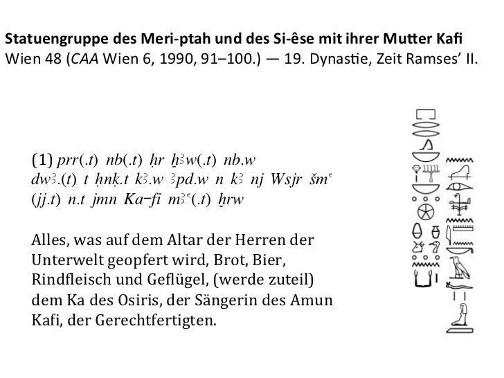 Inv.-Nr. 5802 — Fragment der Sitzstatue des Mnw-nxt.w