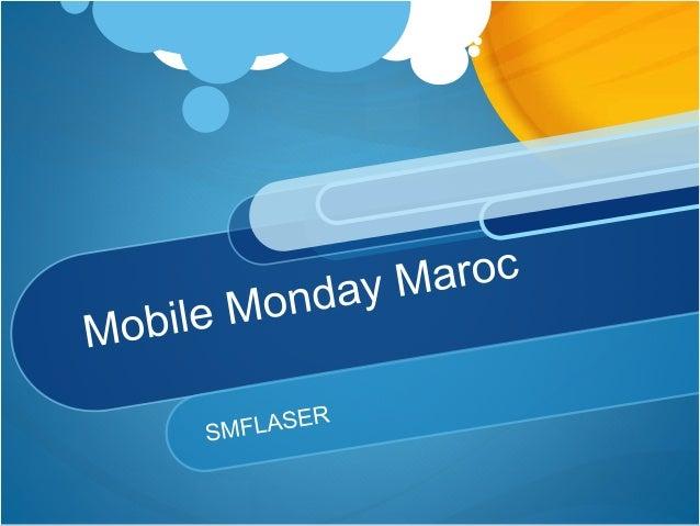 Plan Présentation de l'activité SMFLASER Solutions présentés aux clients Comment utiliser une application Ipad pour démarc...