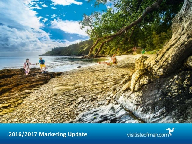 Marketing update 2016/2017 Marketing Update