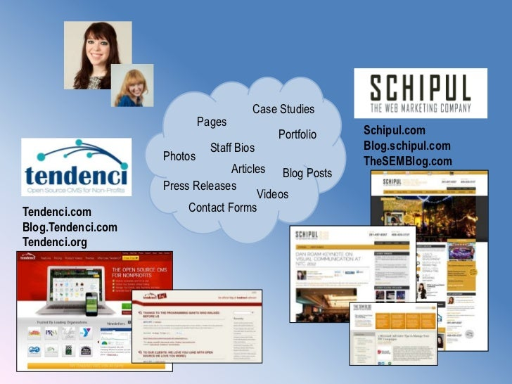 Take Control of Your Website for PR Pros! PRSA Southeast District Conference Slide 3