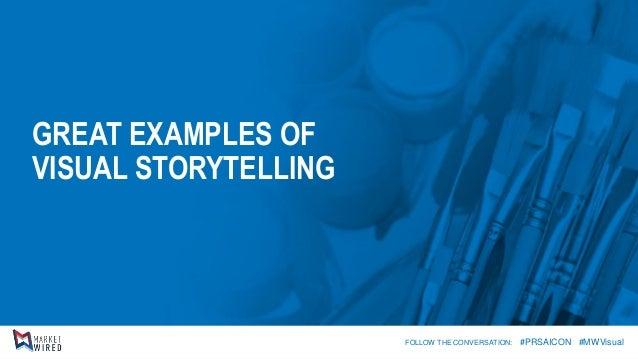 PRSA Visual Storytelling Slide 2