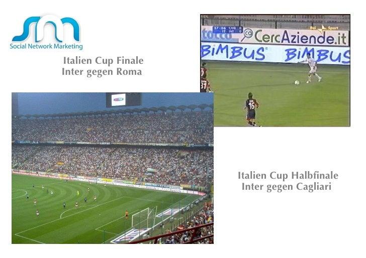 Italien Cup Finale Inter gegen Roma  Italien Cup Halbfinale Inter gegen Cagliari