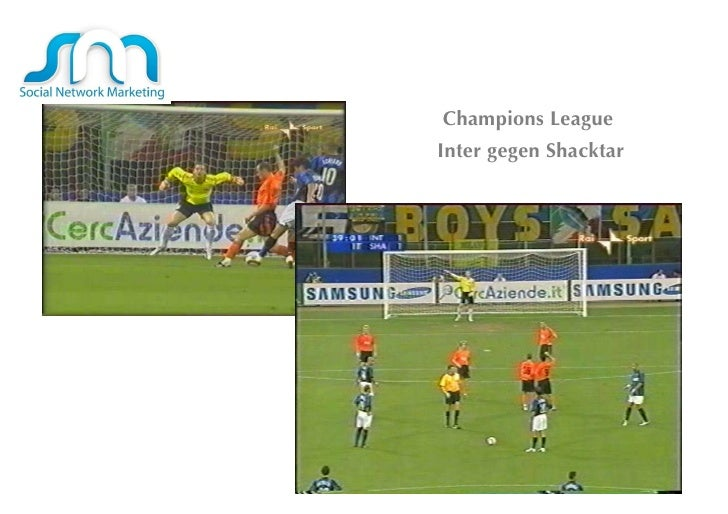 Champions League Inter gegen Shacktar