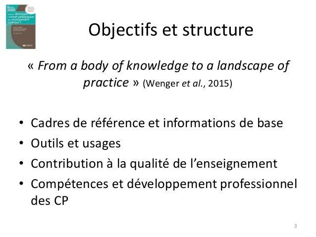 """Présentation de l'ouvrage """"Comment développer le conseil pédagogique dans l'enseignement supérieur?"""" Slide 3"""