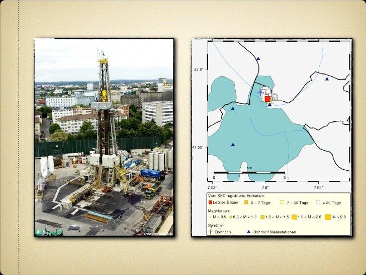 En Suisse entière  Commencement d'un nouveau grand projet à Zurich, 10.11.09  Géothermie très répandue  Production de 1100...