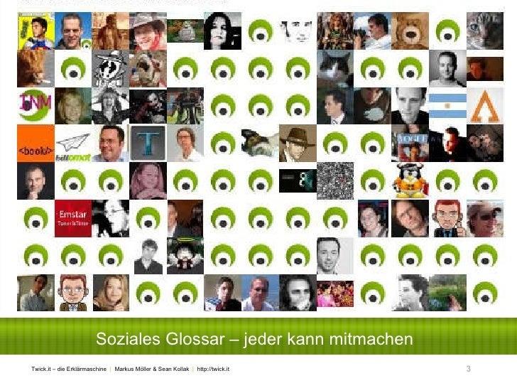 Soziales Glossar – jeder kann mitmachen