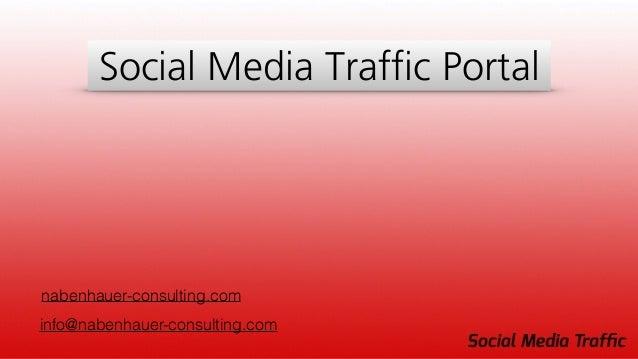 Social Media Traffic Portal nabenhauer-consulting.com info@nabenhauer-consulting.com