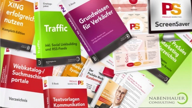 Doppel-MP3-CD Hörbuch Ich kenn dich - darum kauf ich! und Der PreSales Marketing Kundenmagnet  Slide 2