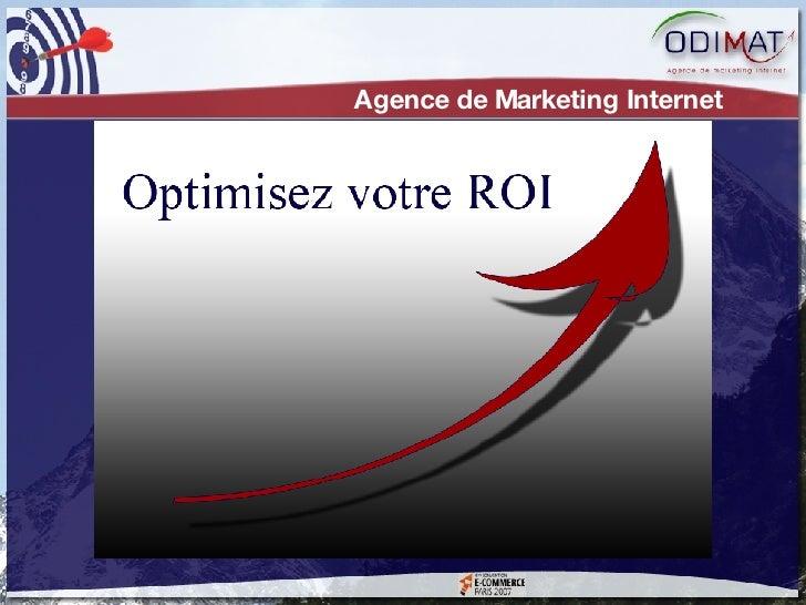 Agence de Marketing Internet
