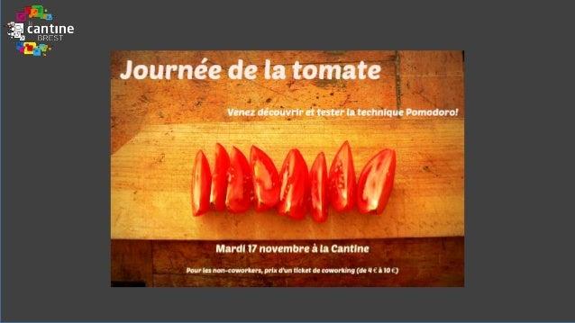 Pomodoro, késako? • développée par Francesco Cirillo à la fin des années 1980. • Une technique de planification, de gestio...