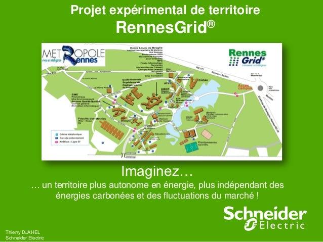 Imaginez… … un territoire plus autonome en énergie, plus indépendant des énergies carbonées et des fluctuations du marché ...
