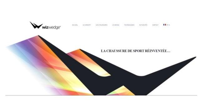 Aperçu du site wizwedge.fr