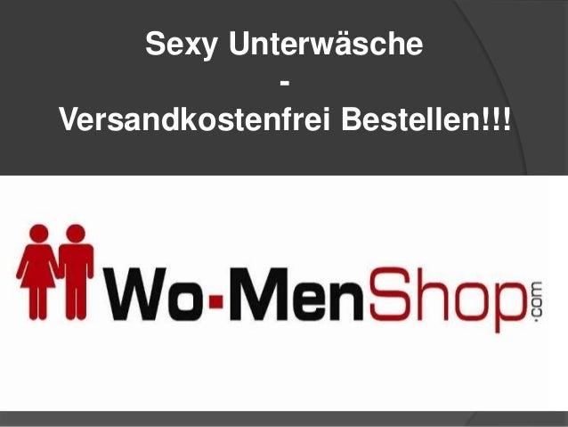 Sexy Unterwäsche - Versandkostenfrei Bestellen!!!