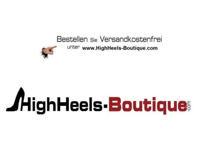 Sandalette online versandkostenfrei bestellen auf HighHeels-Boutique.com!