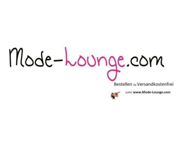 Kleider für den Sommer – Mode-Lounge.com!