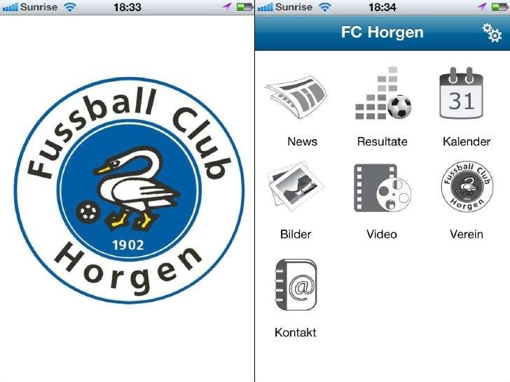 Vorschau iPhone App