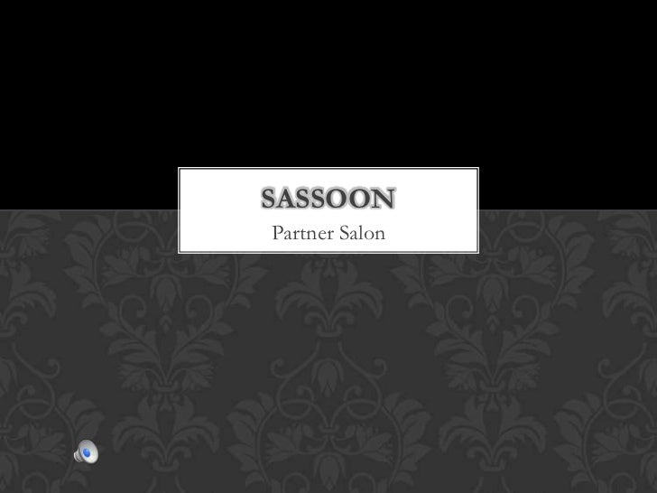 SASSOONPartner Salon