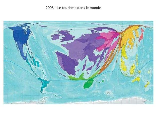2008 – Le tourisme dans le monde