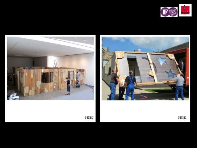 les coulisses du montage de l 39 exposition la maison des. Black Bedroom Furniture Sets. Home Design Ideas