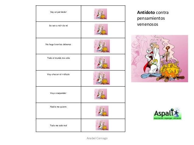 Anabel Cornago  Soy un perdedor  Se van a reír de mí  No hago bien los deberes  Todo el mundo me odia  Voy a hacer el ridí...