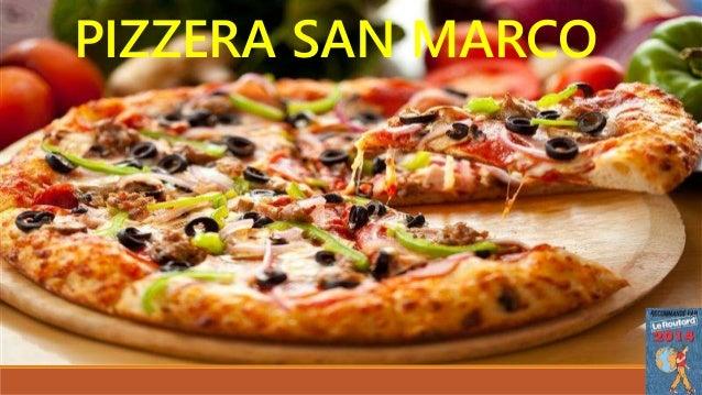 Pizzeria San Marco PIZZERA SAN MARCO