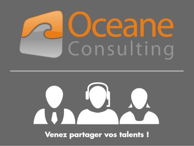 Océane Consulting carrières