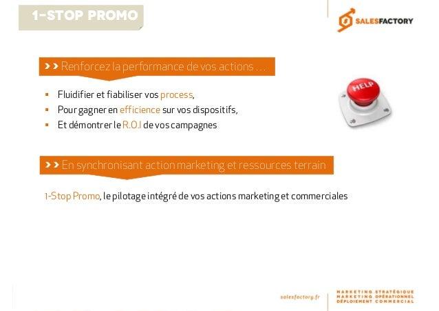 Rendre des opérations promotionnelles en point de vente plus performantes Slide 3