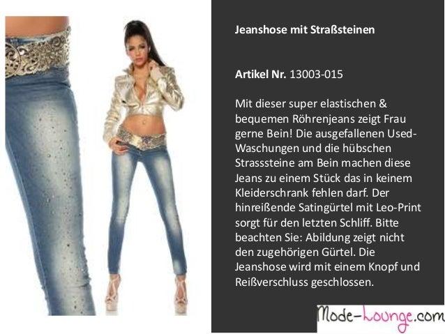 Jeans Mode online bestellen – Jeans auf Mode-Lounge.com! Slide 3