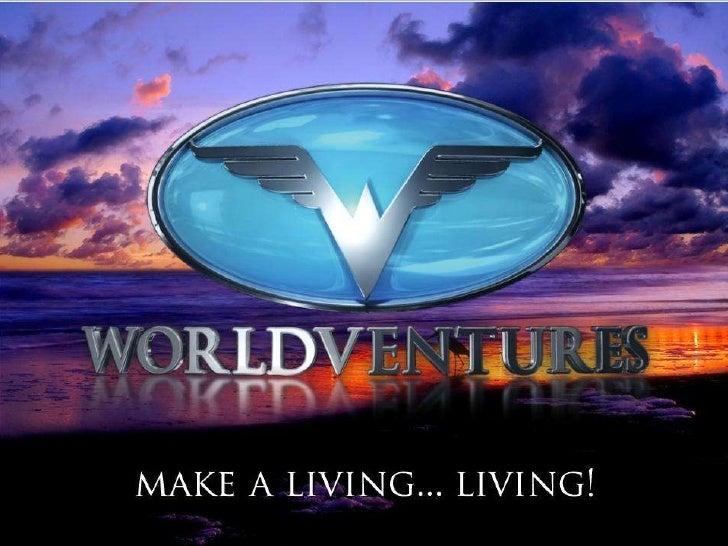  Dies ist eine Präsentation, gemacht von  vorregistrierten, unabhängigen Repräsentanten der  Firma WorldVentures   Deuts...