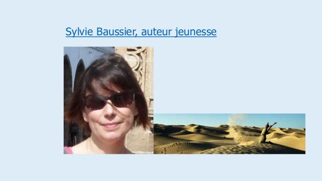 Sylvie Baussier, auteur jeunesse