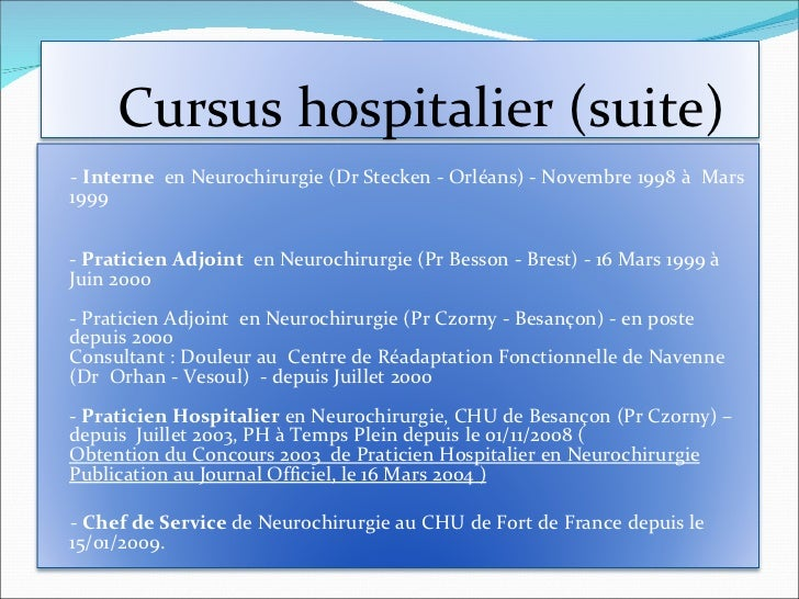 dr manzo chu fort de france neurochirurgie