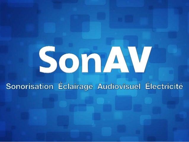 Offrir des services audiovisuels intégrés en offrant à nos clients et partenaires des solutions et une expertise qui ont f...