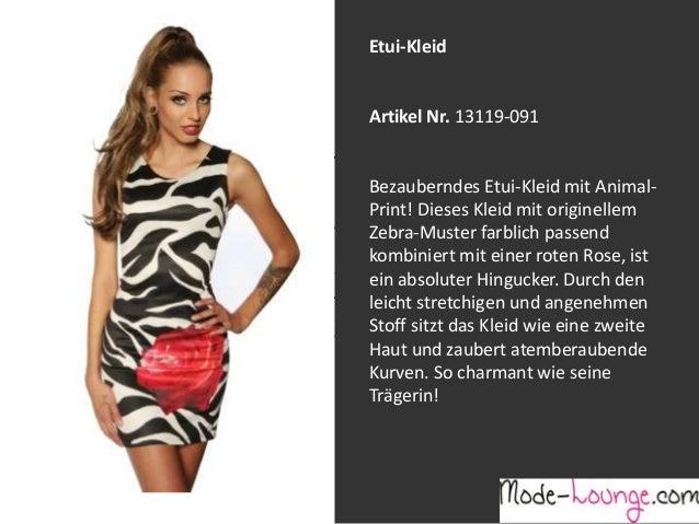 Etui-Kleid  Artikel Nr. 13119-091 Jeansprint Leggings Bezauberndes Etui-Kleid mit AnimalPrint! Dieses Kleid mit originelle...
