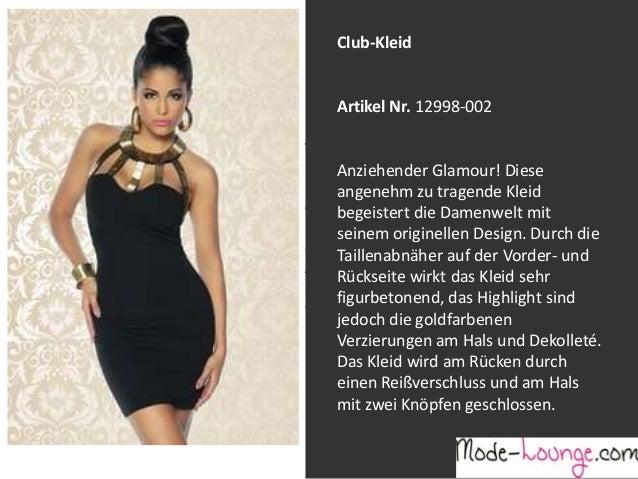 Club-Kleid  Artikel Nr. 12998-002 Jeansprint Leggings Anziehender Glamour! Diese angenehm zu tragende Kleid Artikel Nr. 12...