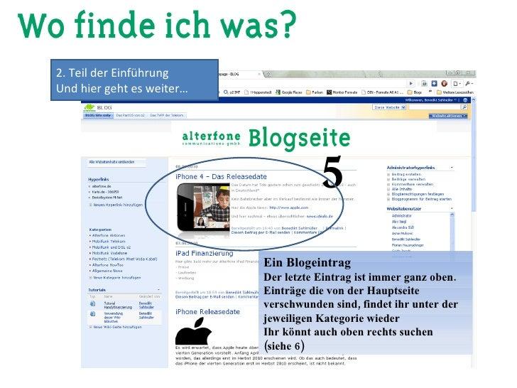 Ein Blogeintrag Der letzte Eintrag ist immer ganz oben. Einträge die von der Hauptseite verschwunden sind, findet ihr unte...