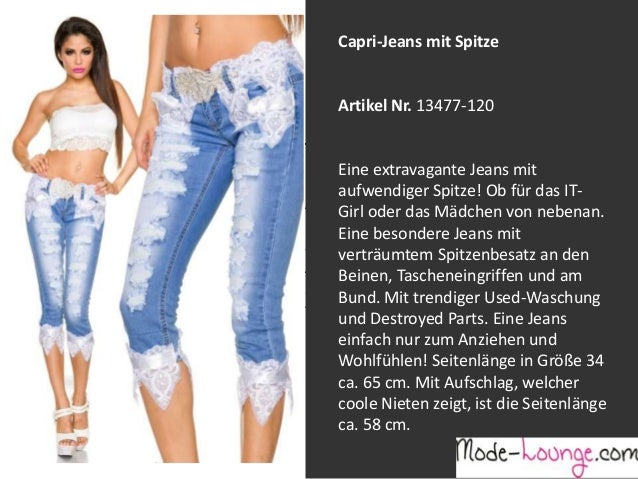 Jeansprint Leggings Artikel Nr. 12161-015 Super elastische Legging mit einem Jeans-Druck. Sie passt sich an wie eine zweit...
