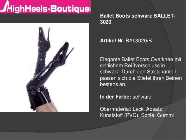 Pony Heels � High mega ballet Boots � SUzMpqVG